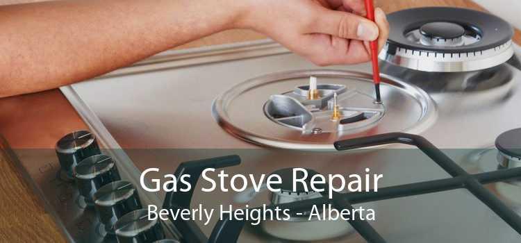 Gas Stove Repair Beverly Heights - Alberta