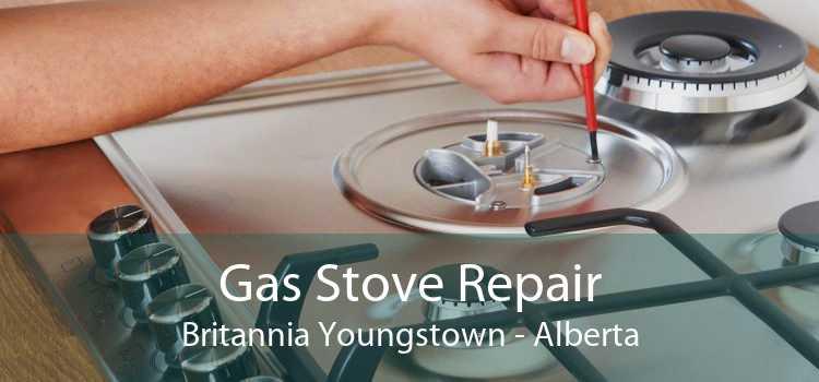 Gas Stove Repair Britannia Youngstown - Alberta