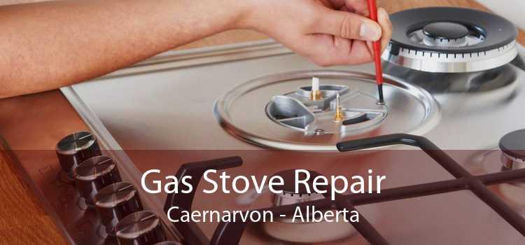 Gas Stove Repair Caernarvon - Alberta
