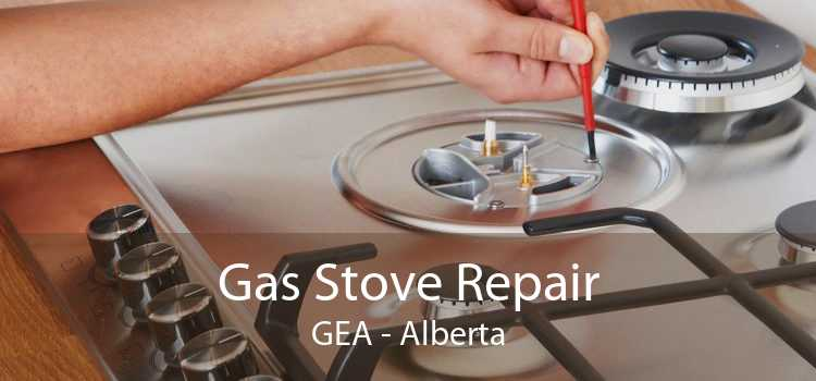 Gas Stove Repair GEA - Alberta