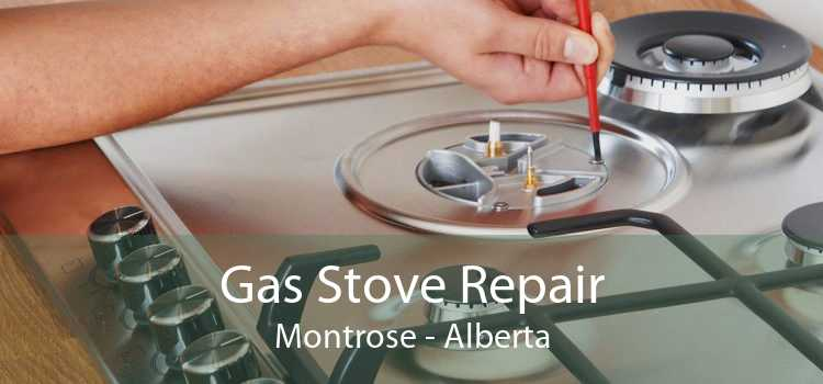 Gas Stove Repair Montrose - Alberta
