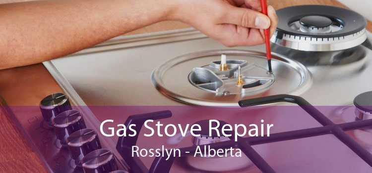Gas Stove Repair Rosslyn - Alberta