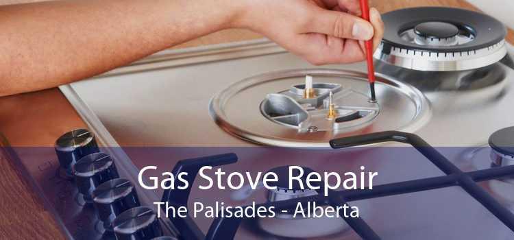 Gas Stove Repair The Palisades - Alberta