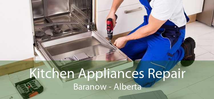 Kitchen Appliances Repair Baranow - Alberta