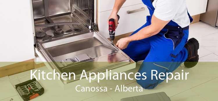 Kitchen Appliances Repair Canossa - Alberta