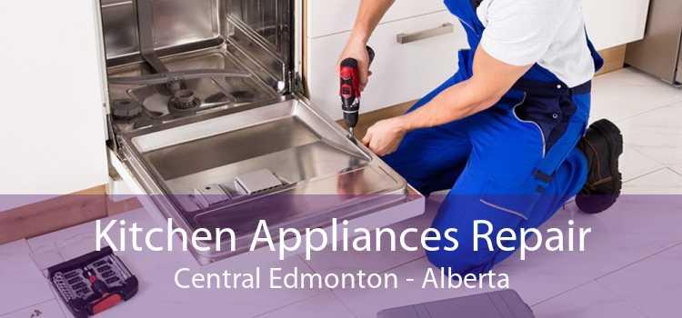 Kitchen Appliances Repair Central Edmonton - Alberta