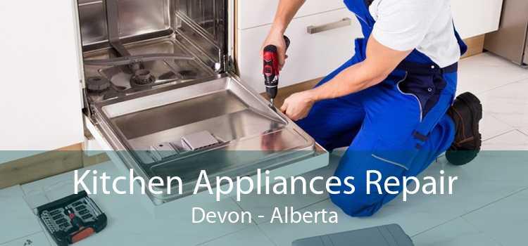 Kitchen Appliances Repair Devon - Alberta