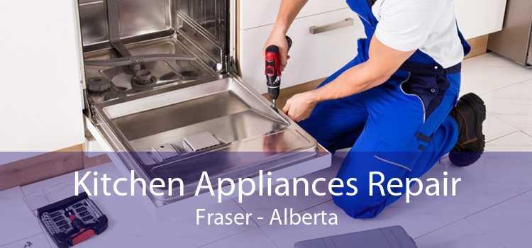 Kitchen Appliances Repair Fraser - Alberta