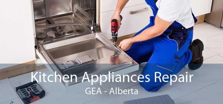 Kitchen Appliances Repair GEA - Alberta