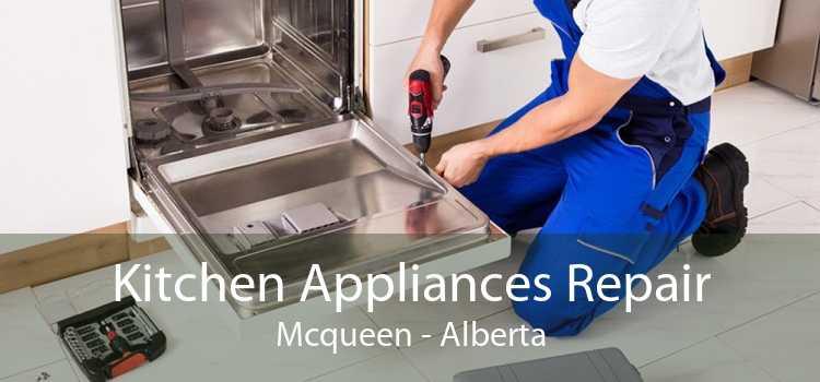 Kitchen Appliances Repair Mcqueen - Alberta