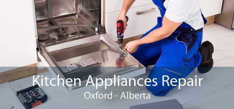 Kitchen Appliances Repair Oxford - Alberta