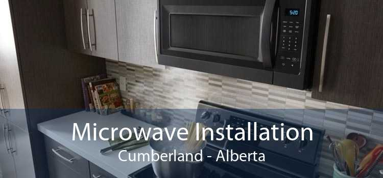 Microwave Installation Cumberland - Alberta