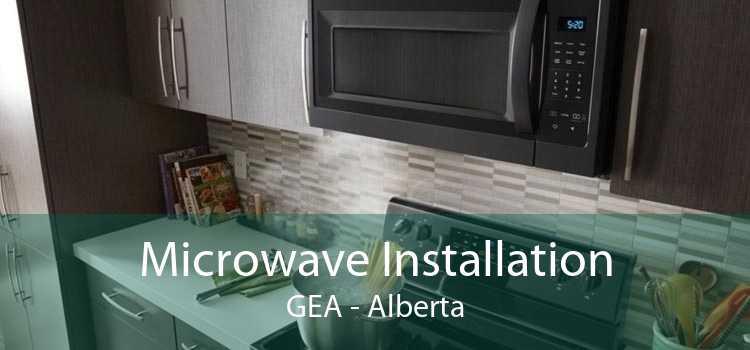 Microwave Installation GEA - Alberta