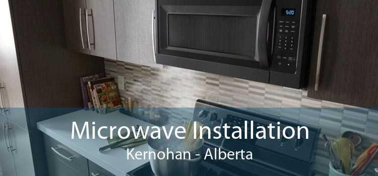 Microwave Installation Kernohan - Alberta