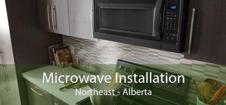 Microwave Installation Northeast - Alberta