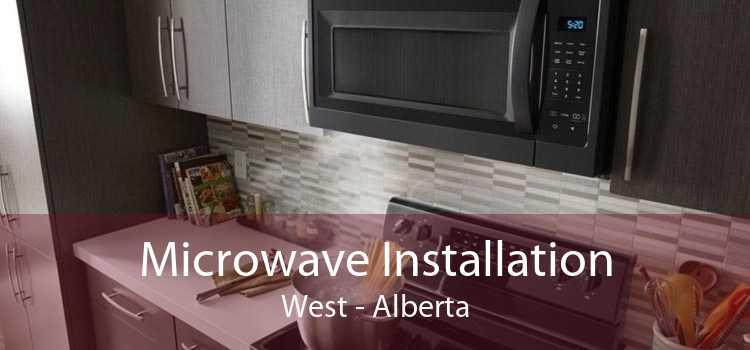 Microwave Installation West - Alberta
