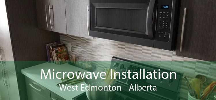 Microwave Installation West Edmonton - Alberta