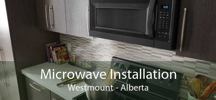 Microwave Installation Westmount - Alberta