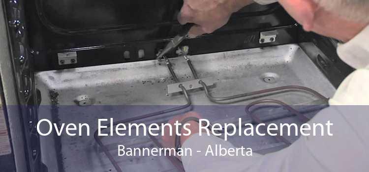 Oven Elements Replacement Bannerman - Alberta