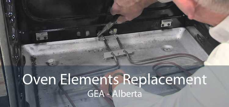Oven Elements Replacement GEA - Alberta