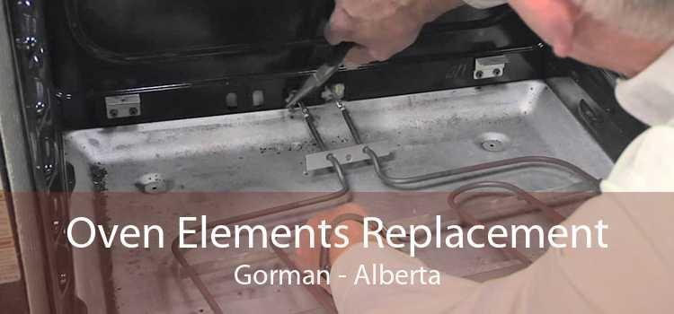 Oven Elements Replacement Gorman - Alberta