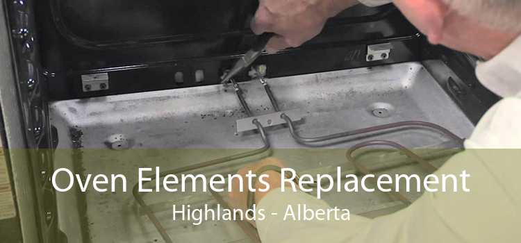 Oven Elements Replacement Highlands - Alberta