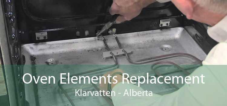 Oven Elements Replacement Klarvatten - Alberta
