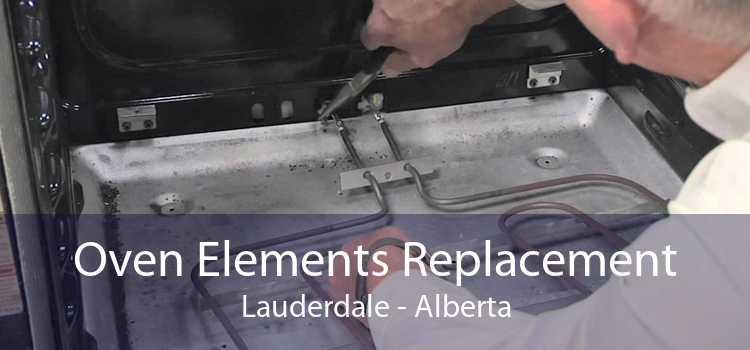 Oven Elements Replacement Lauderdale - Alberta