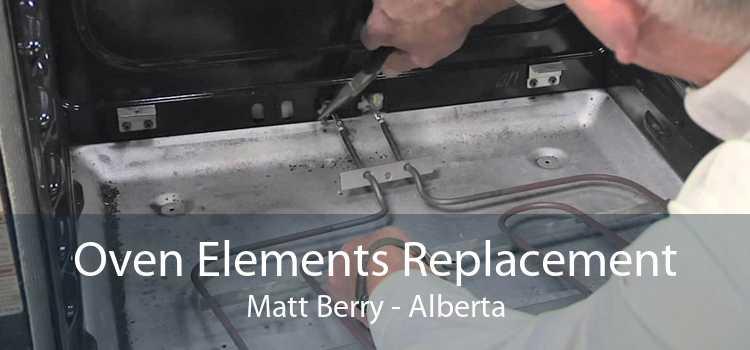 Oven Elements Replacement Matt Berry - Alberta