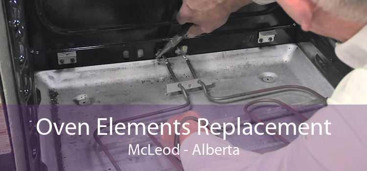 Oven Elements Replacement McLeod - Alberta