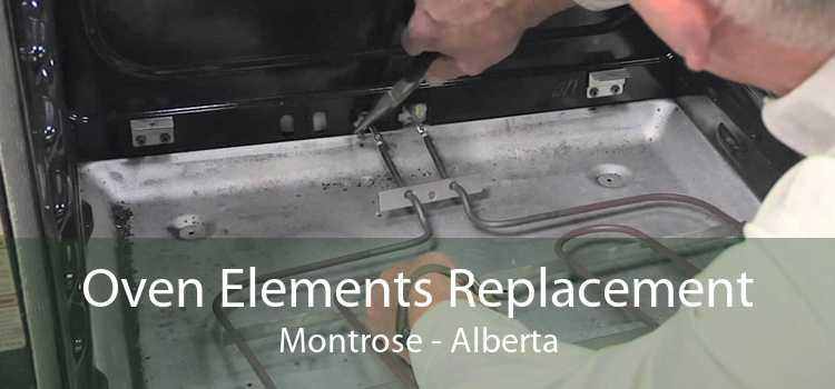 Oven Elements Replacement Montrose - Alberta