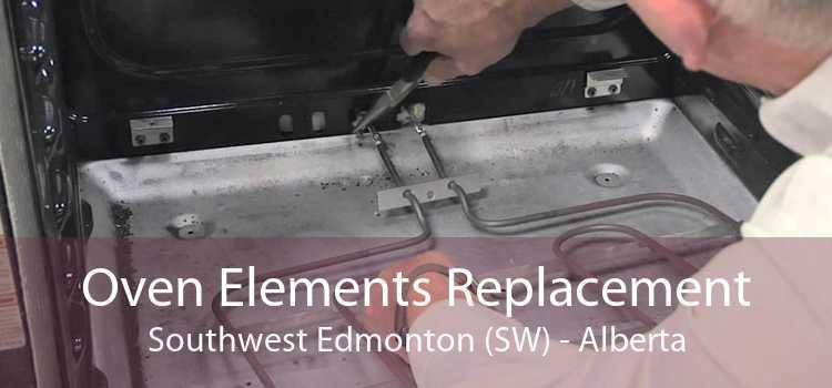 Oven Elements Replacement Southwest Edmonton (SW) - Alberta