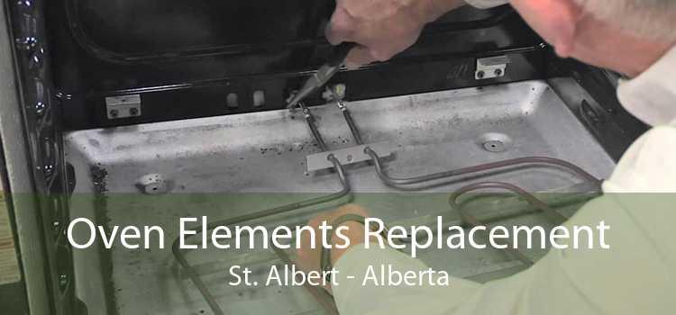 Oven Elements Replacement St. Albert - Alberta