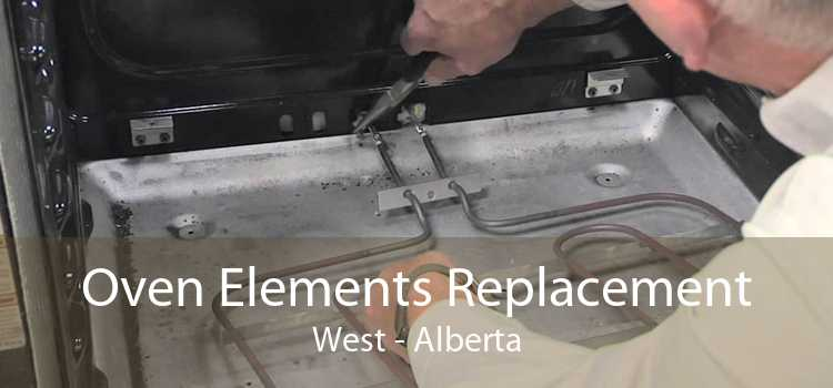Oven Elements Replacement West - Alberta