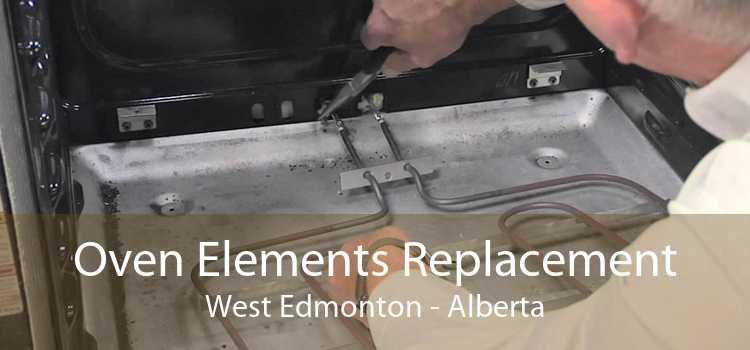 Oven Elements Replacement West Edmonton - Alberta