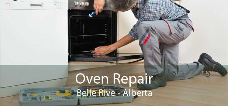 Oven Repair Belle Rive - Alberta