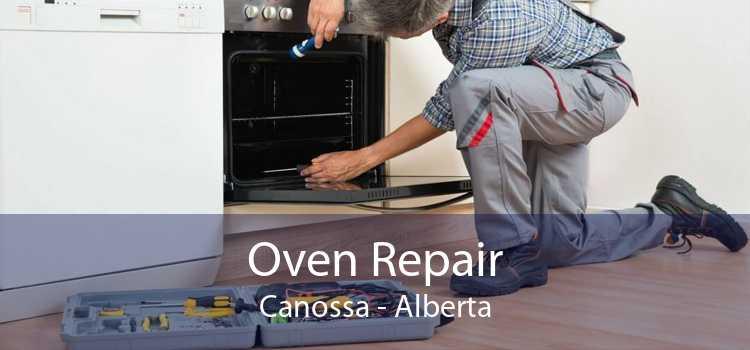 Oven Repair Canossa - Alberta
