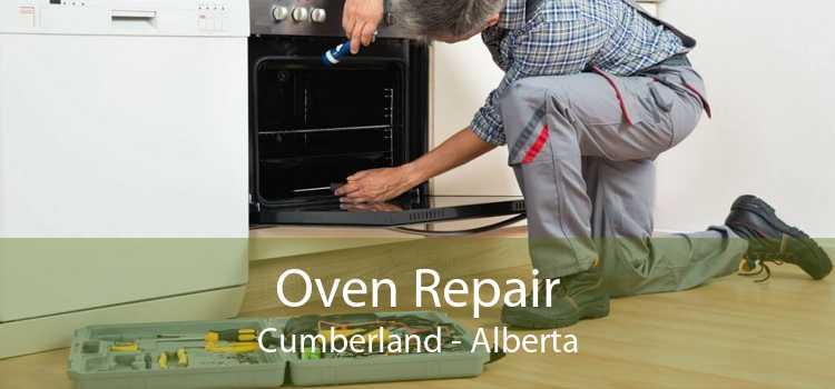 Oven Repair Cumberland - Alberta