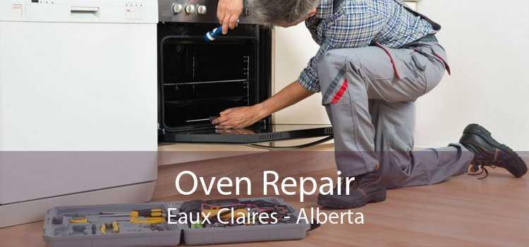 Oven Repair Eaux Claires - Alberta