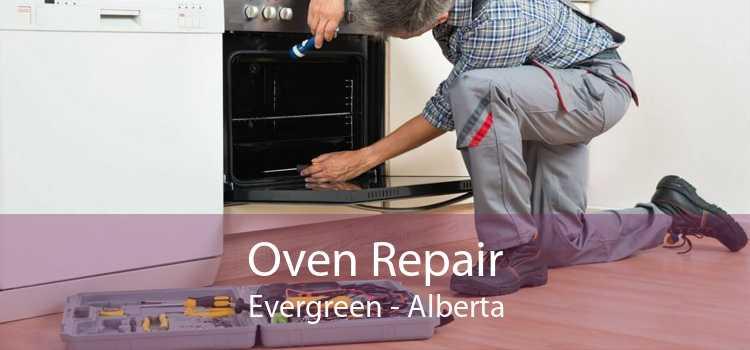 Oven Repair Evergreen - Alberta