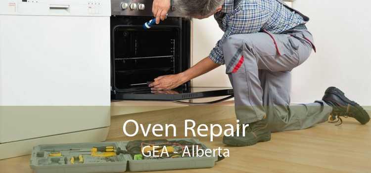 Oven Repair GEA - Alberta