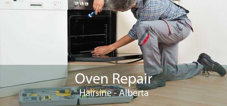 Oven Repair Hairsine - Alberta