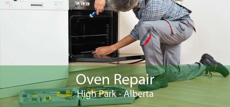 Oven Repair High Park - Alberta