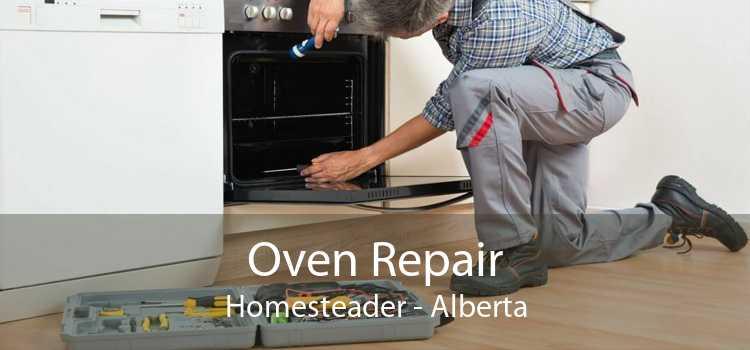 Oven Repair Homesteader - Alberta