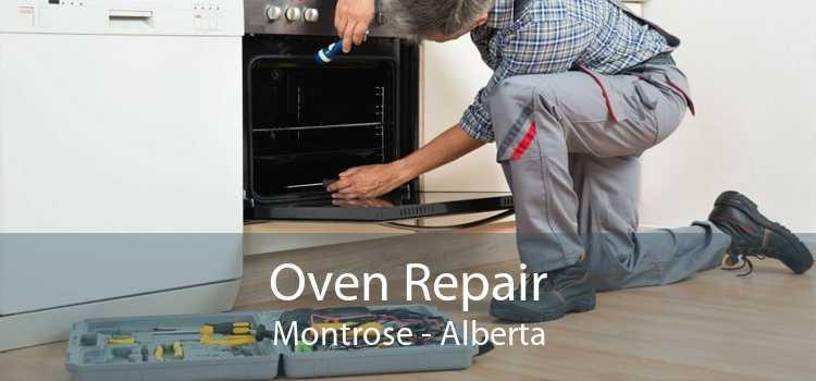 Oven Repair Montrose - Alberta
