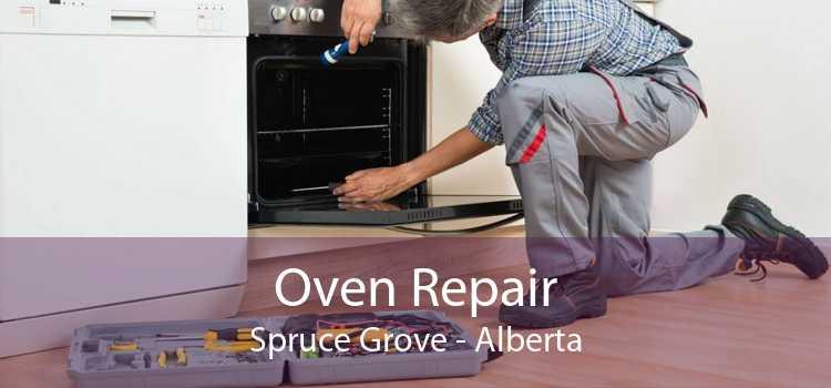 Oven Repair Spruce Grove - Alberta