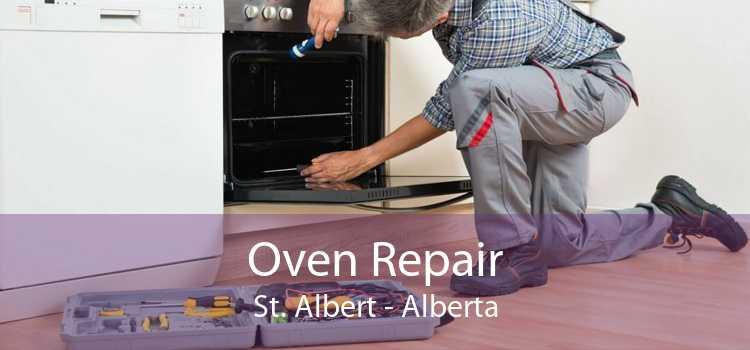 Oven Repair St. Albert - Alberta