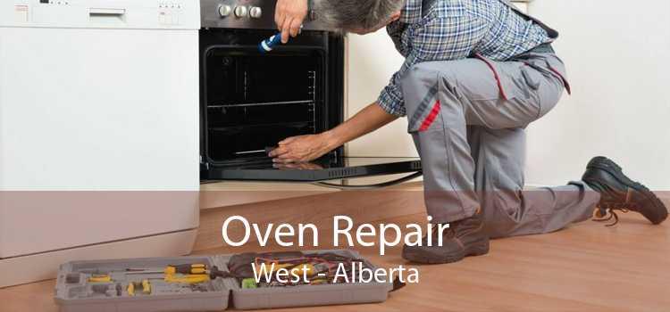 Oven Repair West - Alberta