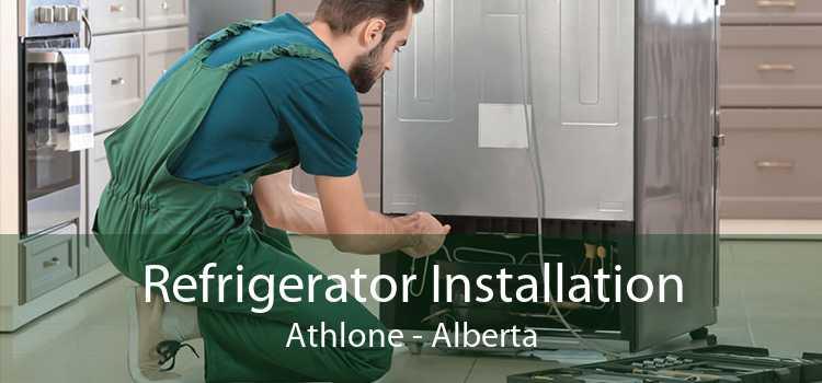 Refrigerator Installation Athlone - Alberta