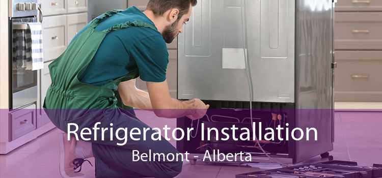 Refrigerator Installation Belmont - Alberta